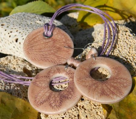 Souprava šperků Violet