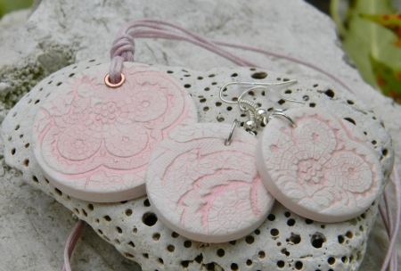 Souprava šperků Pink